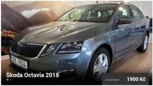 ŠKODA OCTAVIA 1.4 TSI 110kW Trumf