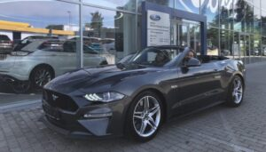 FORD MUSTANG Convertible 5.0 Ti-VCT V8 GT automat