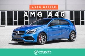 Auto měsíce října: Mercedes AMG A45