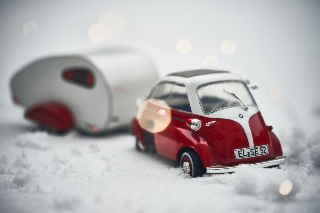 Jak jezdit v zimě