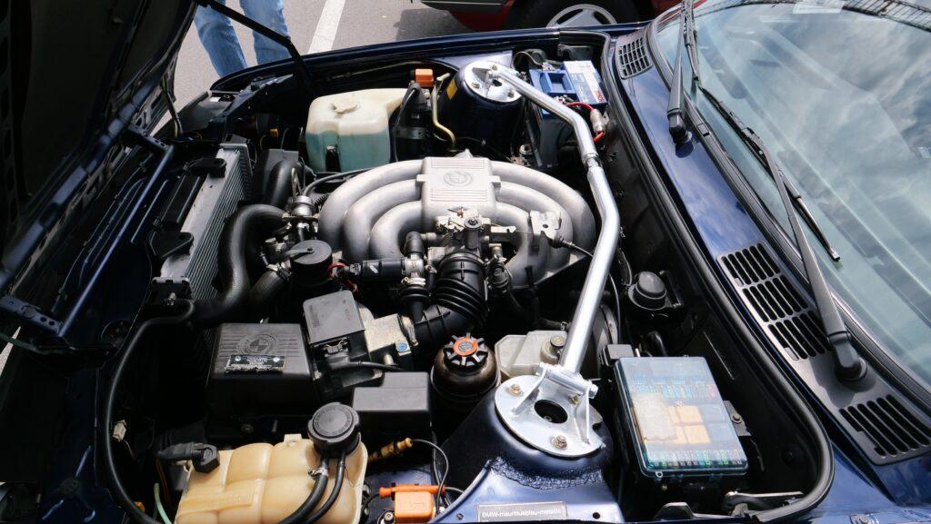 Péče o motor na zimu