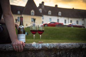 Víno, husy, zpěv….
