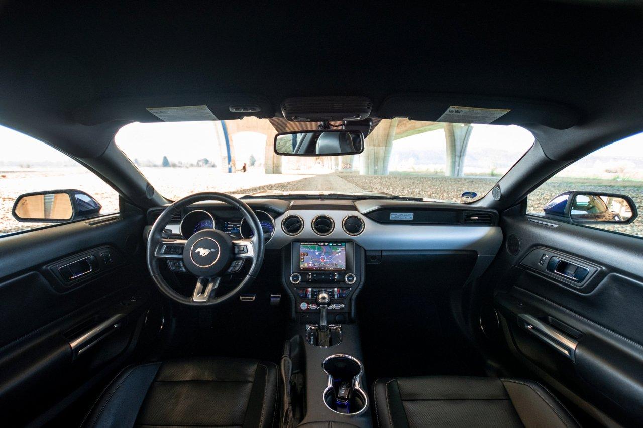 Ford Mustang na HoppyGo