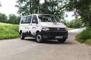 Volkswagen Transporter na HoppyGo