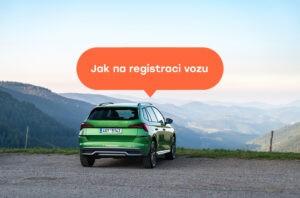 Jak zaregistrovat vůz