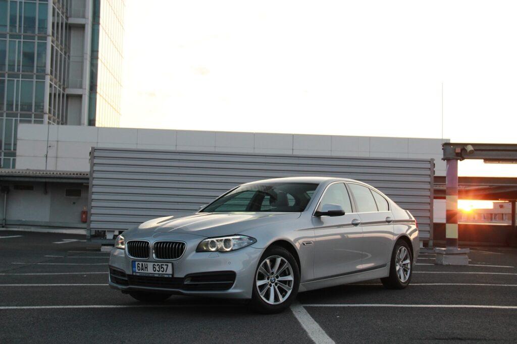 Pronájem BMW