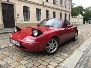 Pronájem Mazda MX-5