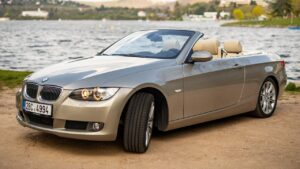 Pronájem BMW 325D
