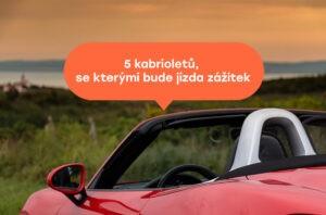 Kabriolety k pronájmu v Praze