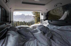 Cestování na divoko a spaní v autě