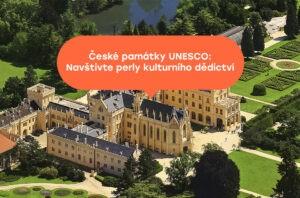 Pronájem auta na výlety za UNESCO památkami