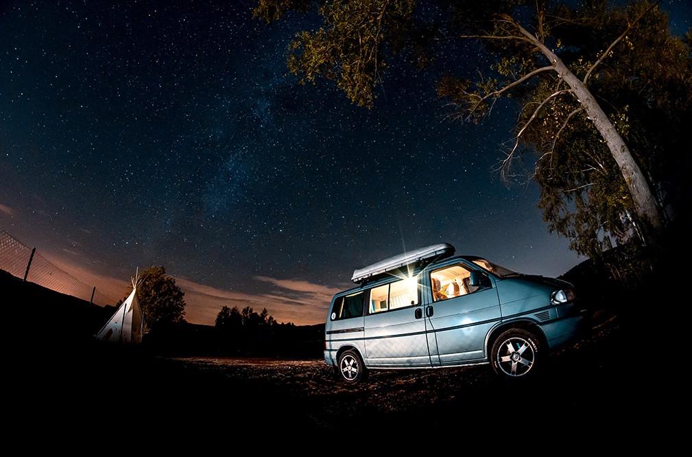 Nejlepší karavany a obytné vozy na HoppyGo