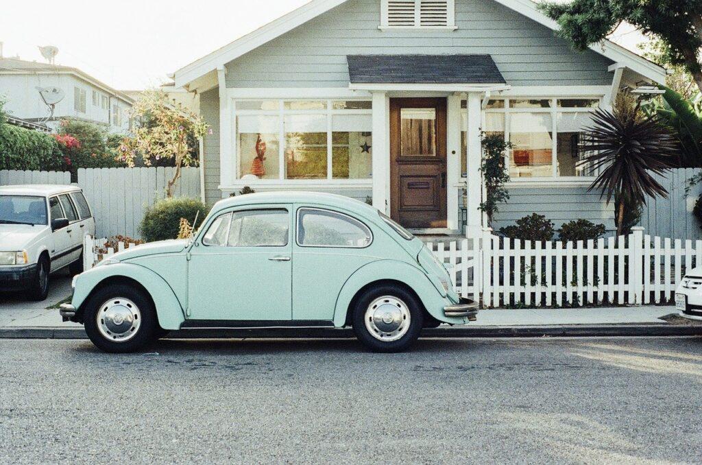 vw beetle, volkswagen, classic car
