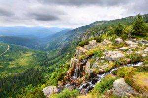 Romantický výlet - Krkonoše