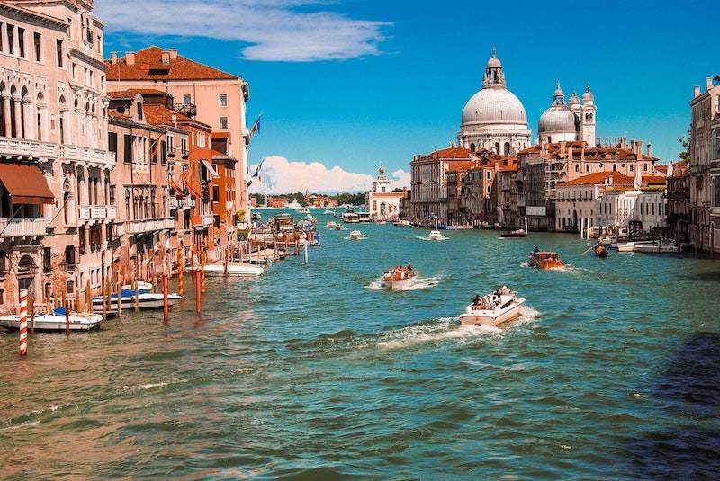 Jak autem do Itálie 2021