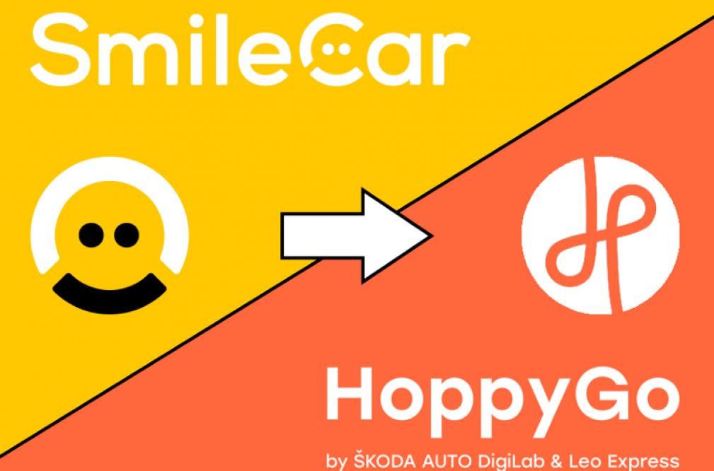 SmileCar a HoppyGo se spojují