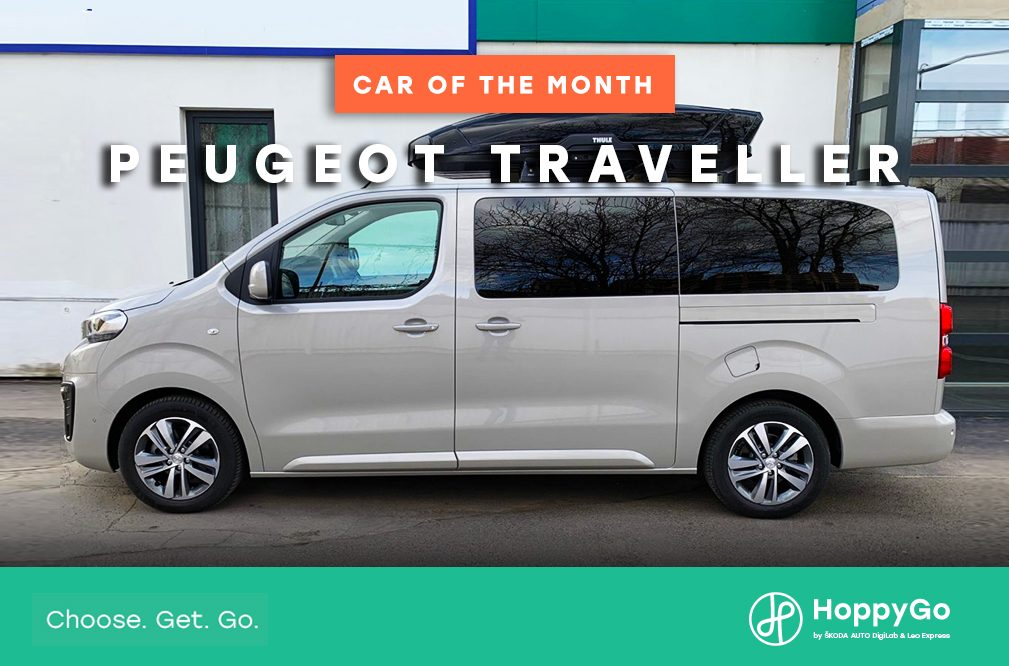 Car of the month: Peugeot Traveller