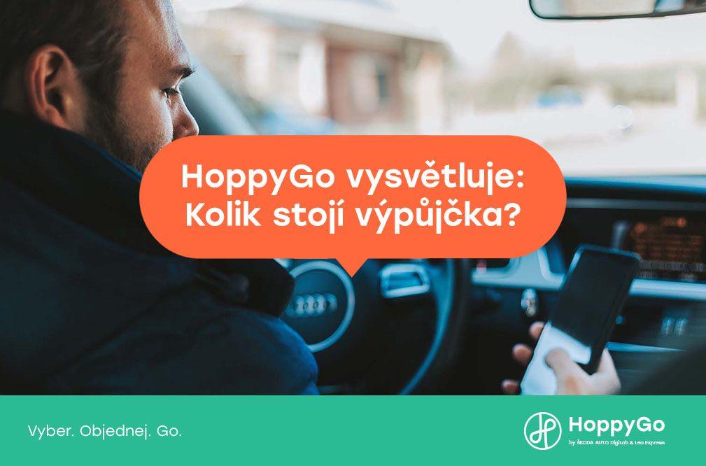 HoppyGo vysvětluje: Jak se počítá cena výpůjčky?