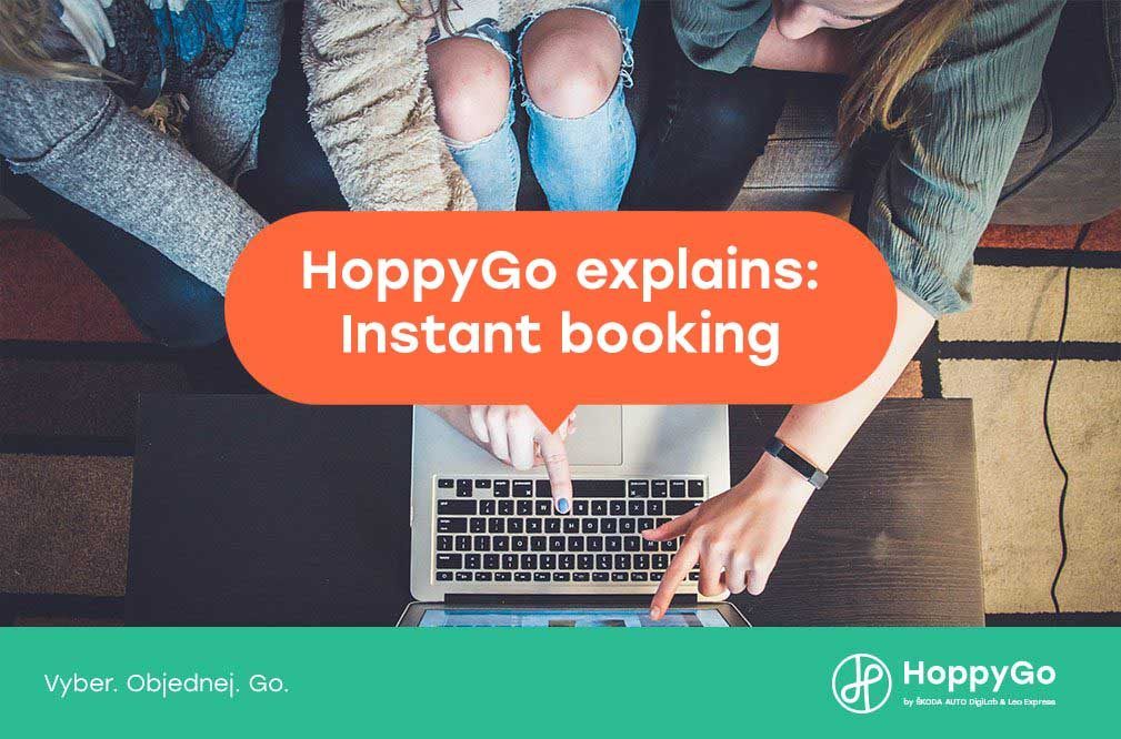 HoppyGo explains: Instant booking