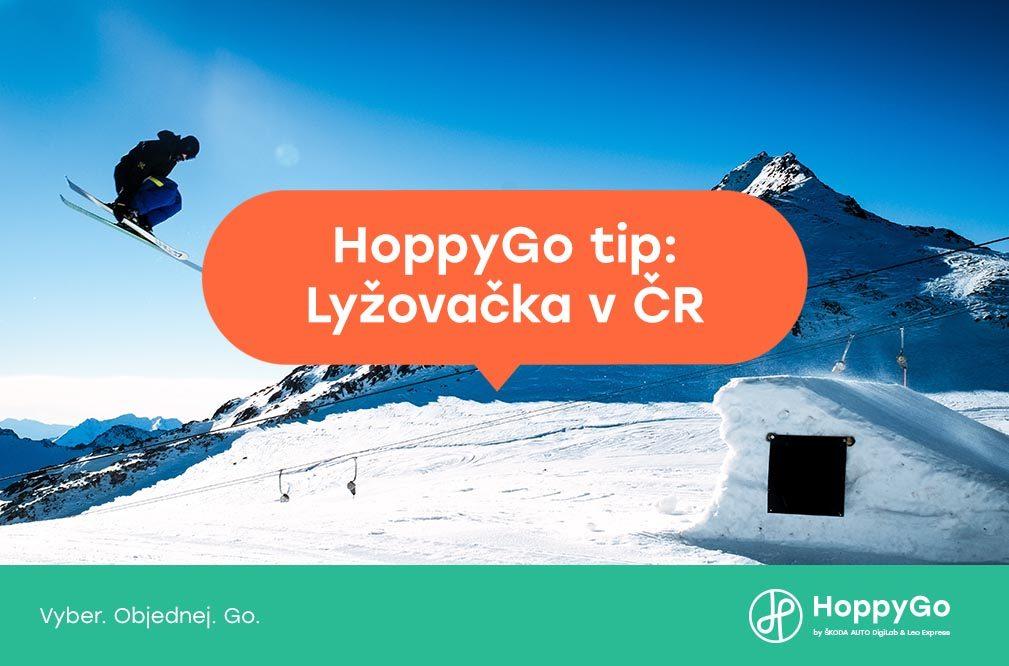 HoppyGo tip: Lyžovačka v ČR