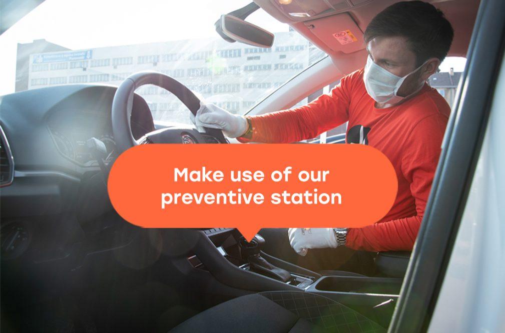 Prevenční stanice