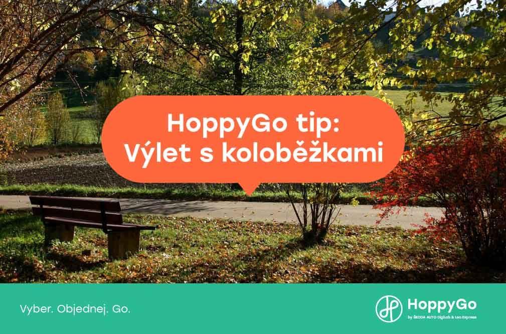 HoppyGo tip: Kam na výlet s koloběžkami